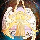 The movements of the angel by Duna Longhorn