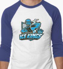 Albuquerque Ice kings Men's Baseball ¾ T-Shirt