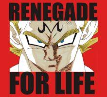 Majin Vegeta - Renegade For Life | Unisex T-Shirt