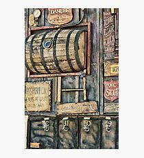 Steampunk Brewery Photographic Print