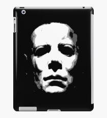 HALLOWEEN MASK iPad Case/Skin