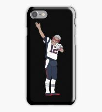 Tom Brady First Down v4 iPhone Case/Skin
