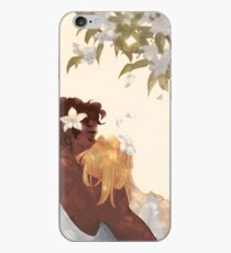 Myrtle Petals iPhone Case
