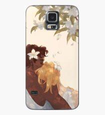 Myrtle Petals Case/Skin for Samsung Galaxy