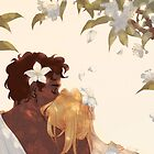 Myrtle Petals by thacmis