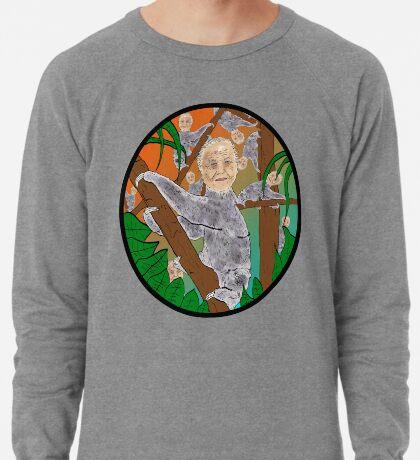 Planet Sir Sloth  Lightweight Sweatshirt