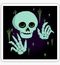 Spook Sticker