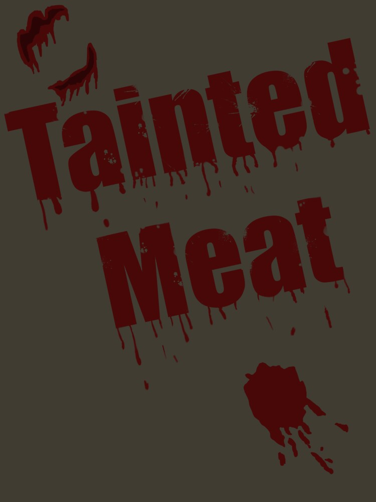 The Walking Dead Tainted Meat | Unisex T-Shirt