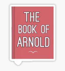 The Book Of Mormon - Arnold Sticker