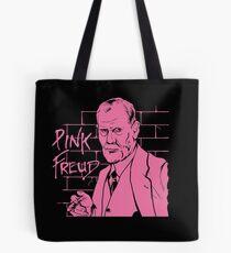 Pink Freud Psychiatry Tote Bag