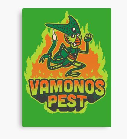 Vamonos Pest Canvas Print