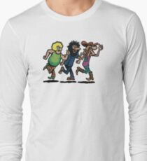 The Fabulous Furry Freak Brothers Long Sleeve T-Shirt