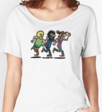 The Fabulous Furry Freak Brothers Women's Relaxed Fit T-Shirt