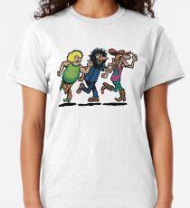 Camiseta clásica Los Fabulosos Hermanos Freak Furiosos