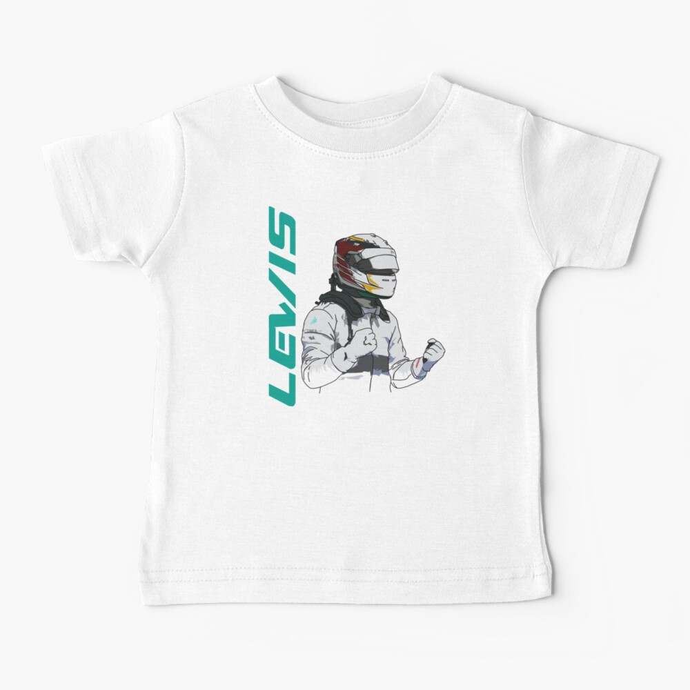 Lewis Hamilton Baby T-Shirt