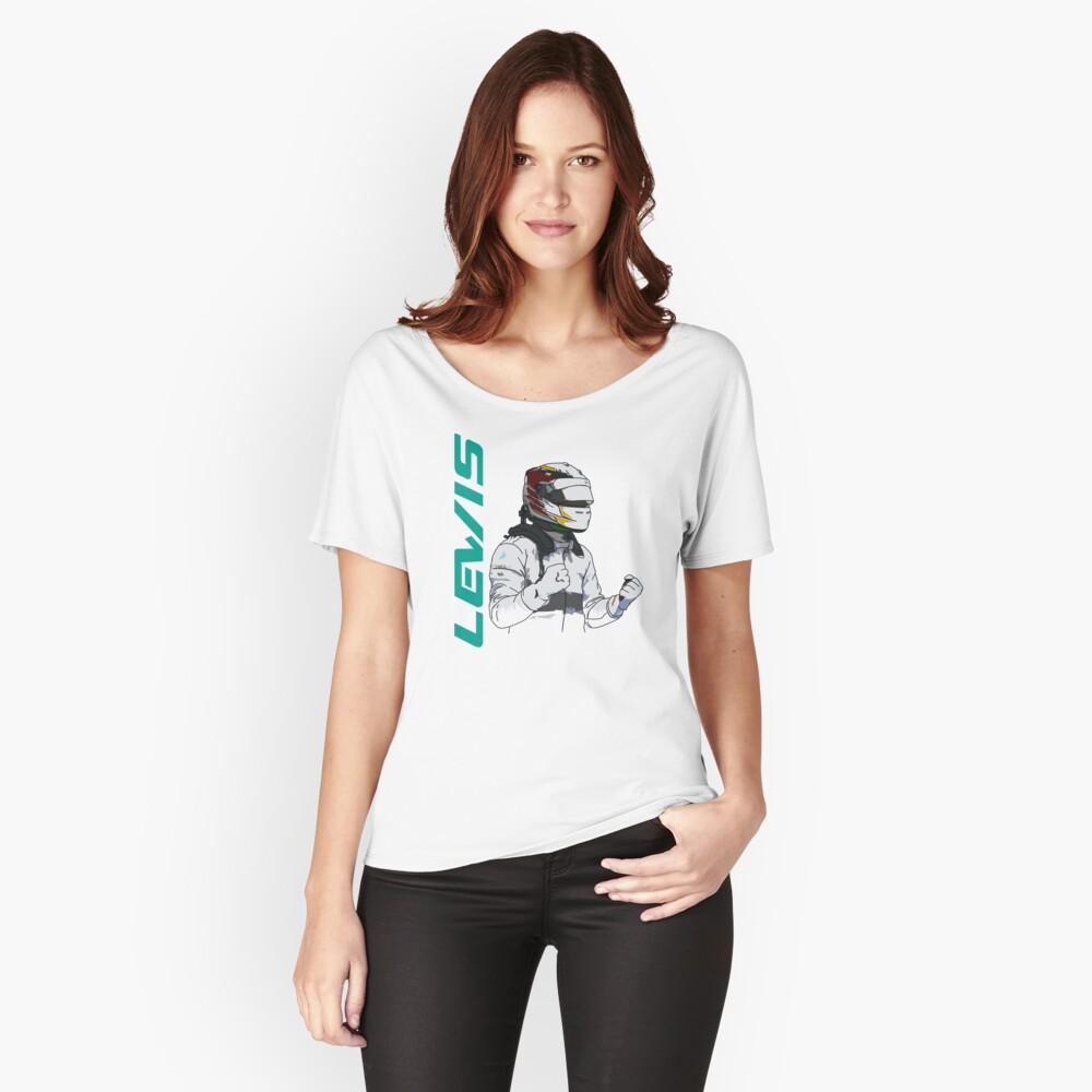 Lewis Hamilton Loose Fit T-Shirt
