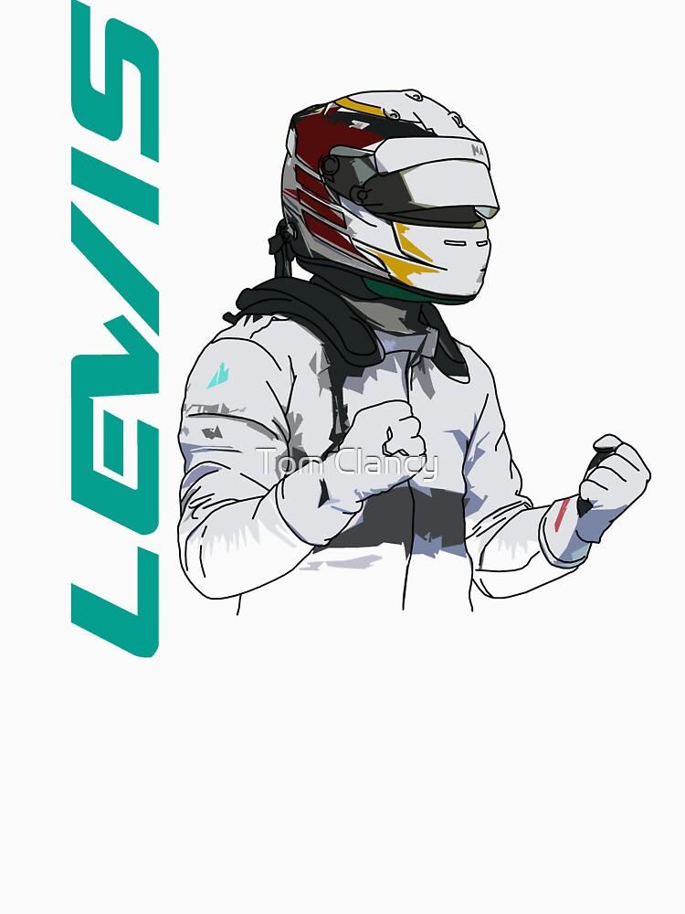 Lewis Hamilton von RetroLink
