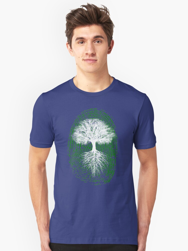 Green Thumb Unisex T-Shirt Front