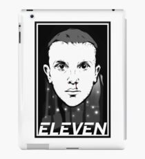 STRANGER THINGS ELEVEN TV SHOW iPad Case/Skin