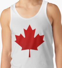8c919070880487 Canada is happening Men s Tank Top
