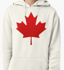 Canada is happening Pullover Hoodie