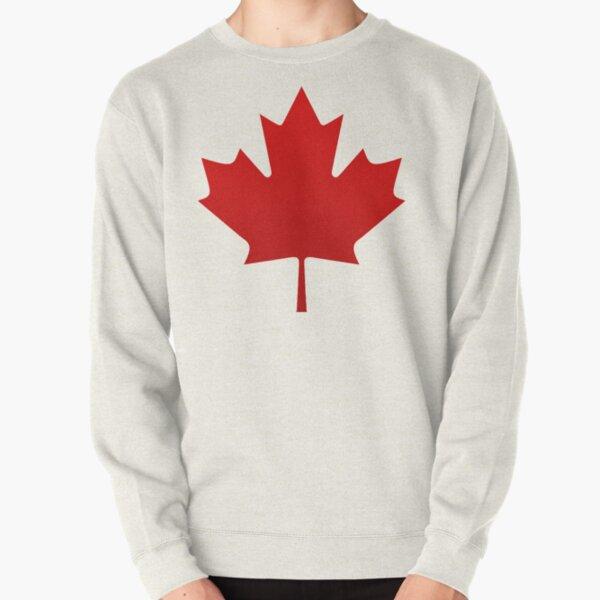 Canada is happening Pullover Sweatshirt