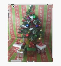 christmas tree iPad Case/Skin