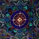 «Mandala ponic» de angeldecuir