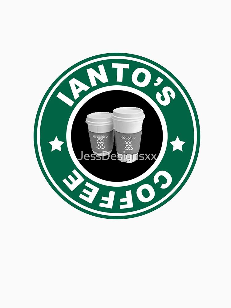 Torchwood- Ianto's Coffee by JessDesignsxx