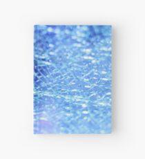 Blue Splash Hardcover Journal