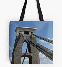 Clifton Suspension Bridge Tote Bag