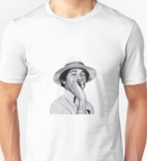 Barack Obama Smoking Weed Unisex T-Shirt