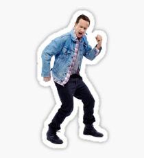 Pauly Shore is not Dead Sticker
