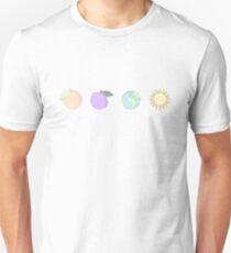 the front bottoms - peach T-Shirt