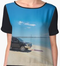 Seven Mile Beach Chiffon Top