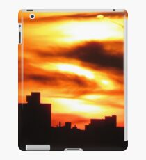 NYC Sihouette iPad Case/Skin