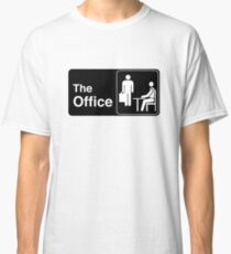 The Office TV Show Logo Classic T-Shirt