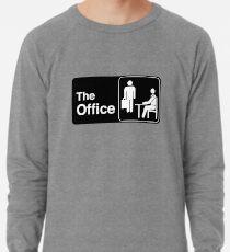 The Office TV Show Logo Lightweight Sweatshirt