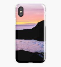 Sunset at Beefan Mountain - Glencolmcille, Ireland iPhone Case/Skin