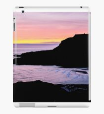 Sunset at Beefan Mountain - Glencolmcille, Ireland iPad Case/Skin