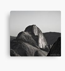 Half Dome View From Olmsted Point Canvas Print