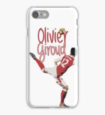 Olivier Giroud Scorpion King iPhone Case/Skin
