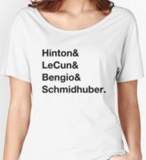 Including Schmidhuber Women's Relaxed Fit T-Shirt