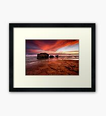 Point Lonsdale Framed Print