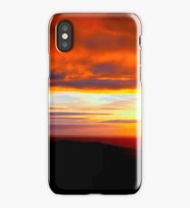 Sunset  - Glencolmcille, Ireland iPhone Case/Skin