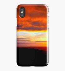 Sunset  - Glencolmcille, Ireland iPhone Case