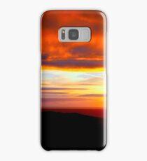 Sunset  - Glencolmcille, Ireland Samsung Galaxy Case/Skin