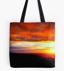 Sunset  - Glencolmcille, Ireland Tote Bag