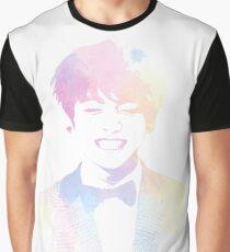 Jungkook Watercolor Graphic T-Shirt
