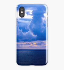 Rolling Clouds  - Glencolmcille, Ireland iPhone Case